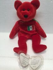 TY Beanie Baby - 1999 Osito Mexican Bear !