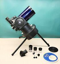 Meade ETX-90 Astro Telescope Maksutov-Cassegrain With Case & 3 oculars