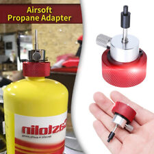 Airsoft Propane Filling Adapter for Green Gas Tank with Silicone O il Por
