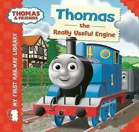 My First Railway Biblioteca: Thomas The Muy Útil Motor por Awdry , Rev. Con