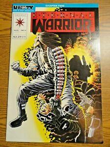 Eternal Warrior #1 Frank Miller Cover Key Harbinger Rai Gilad 1st MI-6 Valiant