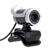 New 50 Megapixel HD Camera Web Cam 360° w/MIC Clip-on for Desktop Skype Computer