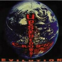 Upsidedown Cross - Evilution  CD New
