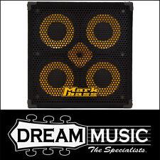 "Mark Bass STD 104HR Standard 4x10"" 4ohm Speaker Cabinet RRP$2095"