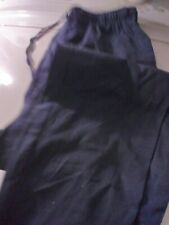 ladies size 1x Nursing scrub pants Guc