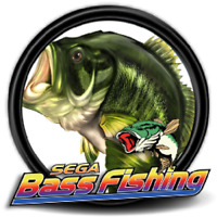 Sega Bass Fishing Pc New Cd Rom Sealed In Paper Sleeve XP