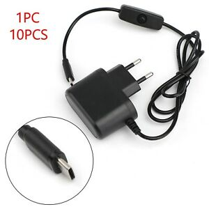 5V 3A Type-C Alimentation Brancher EU micro USB Chargeur Pour raspberry Pi FR