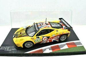 Véhicules-jouets voiture Ferrari Racing Collection auto 1/43 diecast 458