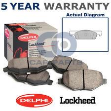 ANTERIORE Delphi LOCKHEED pastiglie dei freni per DACIA SANDERO RENAULT CLIO 0.9 1.2 LP2479