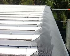 DIY Aluminium Gutter Guard - Complete Package to suit Trim Deck Roof