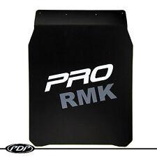 Polaris PRO RMK / Assault 2011+ Snow Flap, PDP SNOWMOBILE FLAP ProRMK_Gray_RMK-L