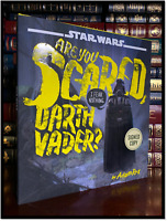 Are You Scared Darth Vader? ✍SIGNED✍ by ADAM REX New Star Wars Hardback 1st/1st