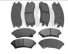 2005 CHEVY UPLANDER 3.5L 3.9L COMPLETE SET OF FRONT AND REAR BRAKE PADS