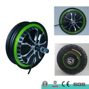 Electric scooter motor kit 10 inch Wheel 36v 350w Controller Brake e-scooter