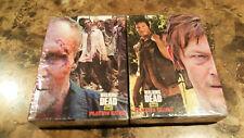The walking dead, Daryl & merle, 2 decks of poker cards brand new sealed.
