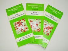 3 Topographische Karten