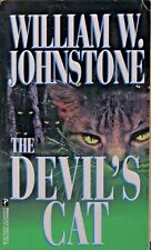 The Devil's Cat by William W. Johnston. Paperback