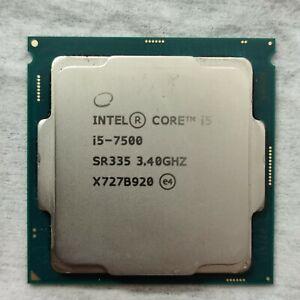 Intel Core i5-7500 3.40GHz Quad-Core SR335