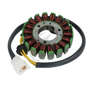 18-pole Magnetor Stator 3PINS For Johnny Pag Raptor 300 350 Pag Spyder 250 300