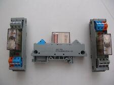 LOT 3 MODULES RELAIS WAGO  288-504 24 V DC/AC 1 inverseur (RT) NEUFS