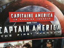 Marvel Studios Captian  America : The First Avenger: DVD Store Display Stand up