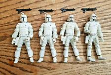 """Star Wars Concept Boba Fett Lot of 5 3.75"""" loose"""