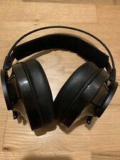 AudioQuest Nighthawk Carbon Over-ear Semi-open Headphones - Opened Box (new)