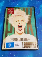 Pink: The Truth About Love Tour - Live from Melbourne (DVD, 2014)
