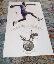 Michael Jordan Spike Lee Gravity Poster