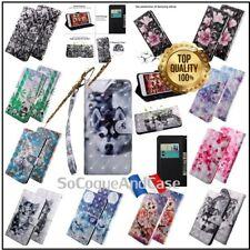 Etui coque housse Light Spot Cuir PU Leather Wallet Case Samsung Galaxy A51, A71