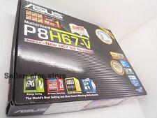 BRAND NEW ASUS P8H67-V REV 3.0 Socket 1155 Motherboard - H67(B3)