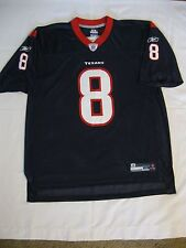 Houston Texans Matt Schaub #8 On Field Jersey Size XL NFL Team Apparel NWT