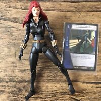 Toy Biz Marvel Legends Black Widow Series 8 LOOSE AS IS