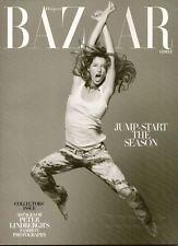 Harper's Bazaar Magazine April 2009 - Gisele - Peter Lindbergh's Photography