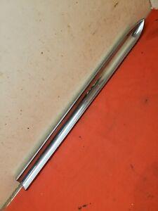 1960 Chevy Impala Belair 2 door Hardtop & Convt Right Front Door Molding 6206