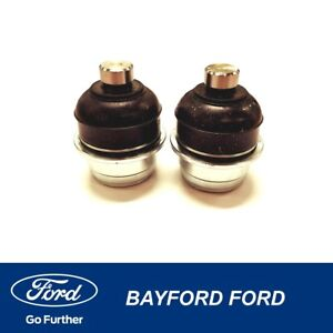 BALL JOINT SET x 2 UPPERS - NEW FORD  AU - BA - BF GENUINE FORD ITEMS