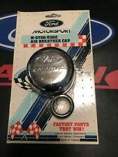 Ford Motor Sport Breather Cap Nos Oem Foxbody Mustang Saleen Cobra M-6766-B302