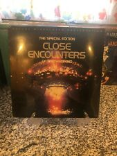 """Sealed 12"""" LaserDisc - Close Encounters of the Third Kind - Deluxe Widescreen"""