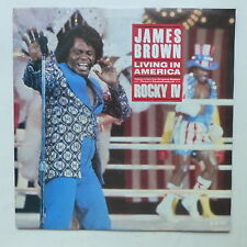 BO Film OST Rocky IV JAMES BROWN Living in America A-6701