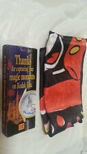 """Disney Mickey Mouse scarf 31"""" AND Disney 25th anniversary watch"""