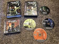 Tom Clancy's Splinter Cell: Pandora Tomorrow (PC, 2004) & Chaos Theory
