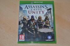 Jeux vidéo anglais Assassin's Creed pour Microsoft Xbox One