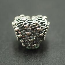 Original PANDORA elemento charm 796564 amor & besos recién 925 Sterling plata