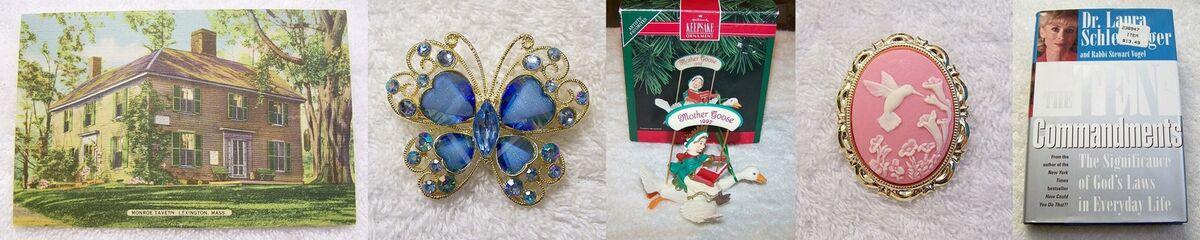 Petrofi's Vintage Jewelry and More