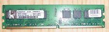 Server RAM Kingston 1 GB 1GB DDR2 KVR800D2N6/1G FSB 800 PC2-6400 + Händler +