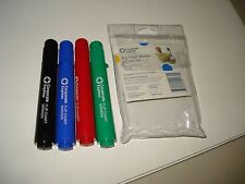 Flip Chart Marker 4 Color Set Corporate Express