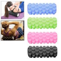 Gym Exercise Fitness Floating Point EVA Yoga Foam Roller Physio Massage
