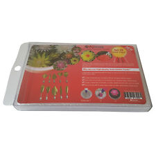 High Quality 3D Jelly Gelatin Tools - Gelatin Art Flowers Tools (10pcs/Set #8)