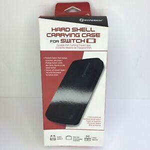 Hyperkin Hard Shell Carrying Case Travel Case for Nintendo Switch - Black EVA