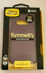OtterBox - Symmetry Series Case for Samsung Galaxy S10e - Tonic/Violet< NICE 🖤
